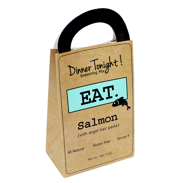 Salmon Seasoning. Backyard Safari Company