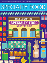 2012 STATE OF THE SPECIALTY FOOD INDUSTRY—SUPPLY CHAIN COMMENTS