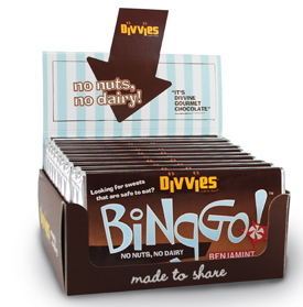 BingGo! Gluten-free Chocolate Bars