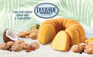Dockside Market Bakery, the taste of the tropics is now