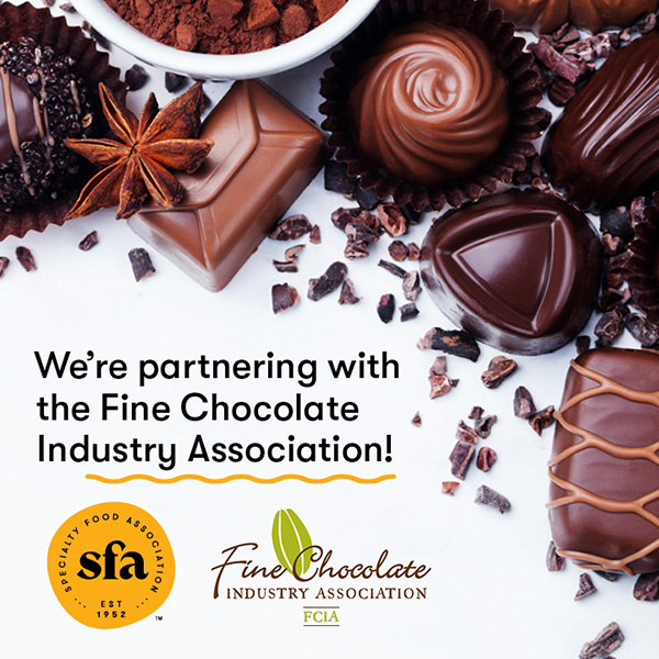 SFA, Fine Chocolate Industry Association Partner