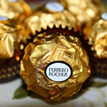 Ferrero Rocher Named Chocolate with Least Recyclable Packaging | News