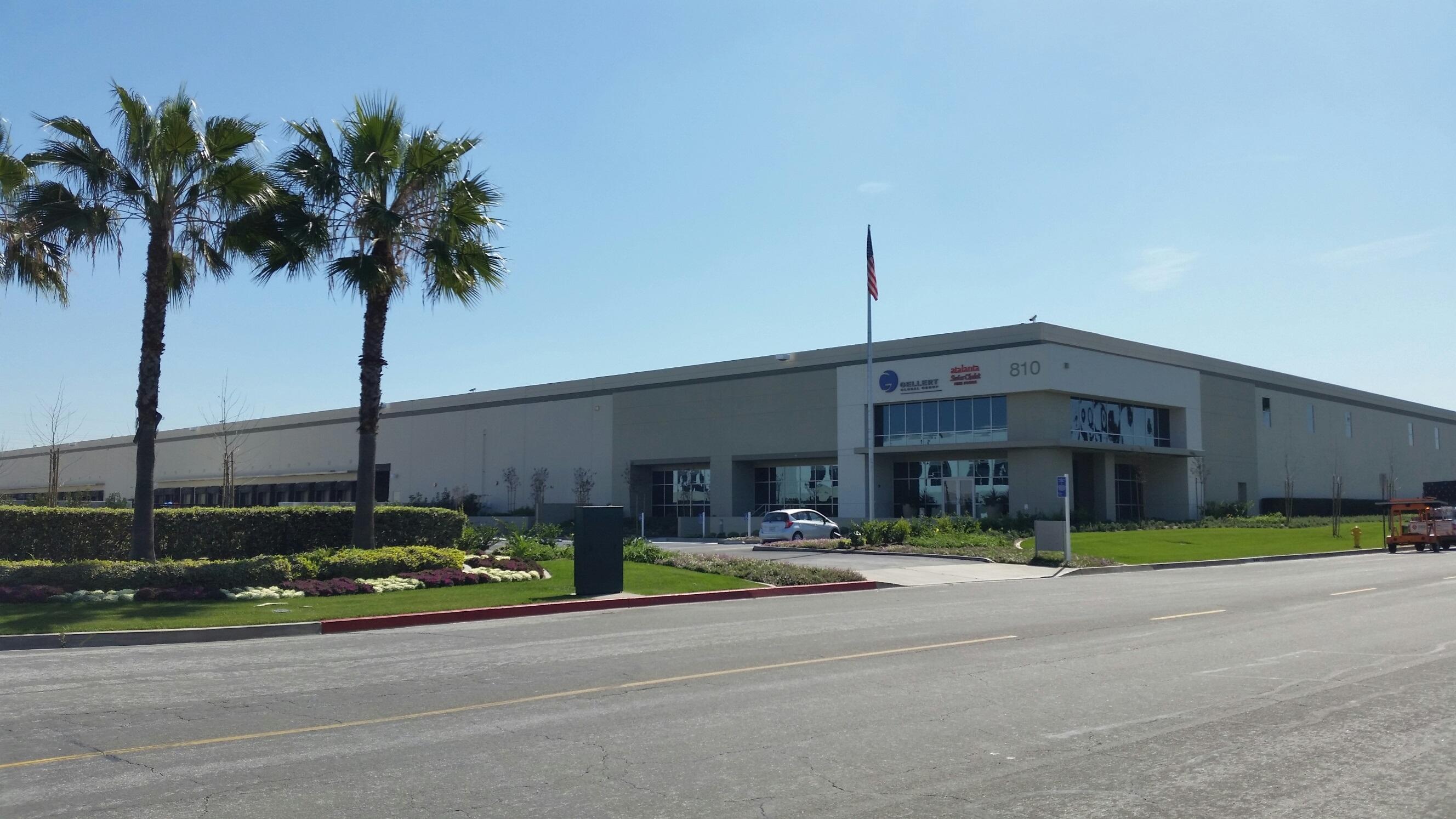 Gellert Global Group Opens New Warehouse In Carson California News