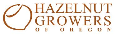 HAZELNUT GROWERS OF OREGON logo