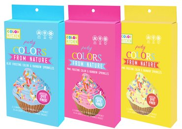 ColorKitchen To Showcase New Line of Natural Sprinkles & Food ...