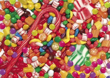 12 months of candy promotions - What Is A Hard Candy Christmas
